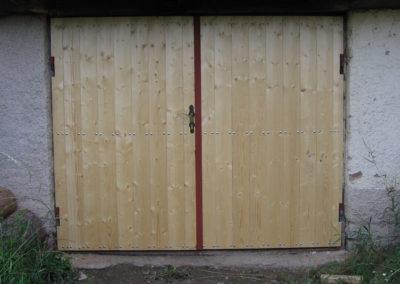 garážová vrata Sedlečko (1)