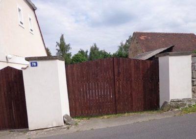 k.brána + vrátka Lnáře (1)